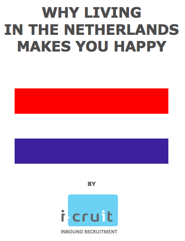 Why living in The Netherlands makes you happy