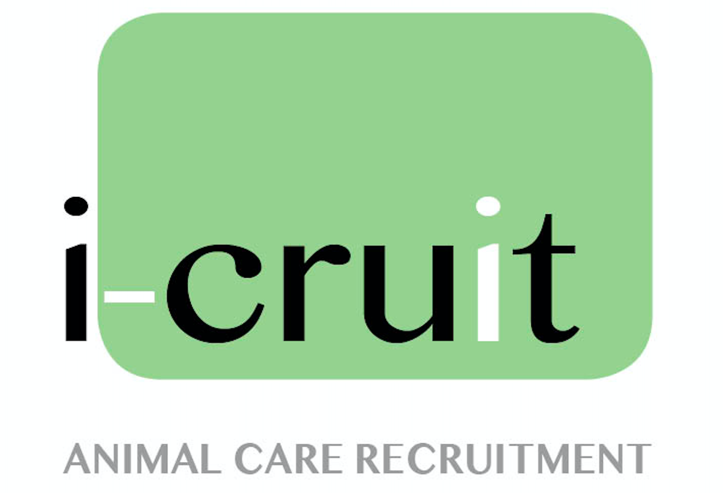 logo i-Cruit Animal Care site