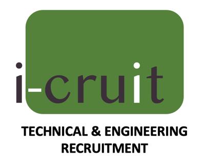 logo i-Cruit Technical and engineering recruitment
